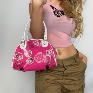 Hello Kitty Y2K Mini Bowling Bag